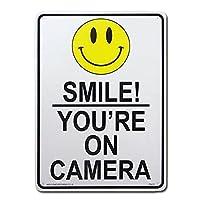 プラスティック看板Plastic Sign Board (CA-51写真を撮るので笑顔で)サインプレート 看板 アメリカン雑貨 アメリカ雑貨
