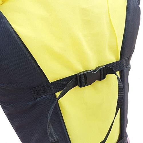 41c11x1kXcL - Grúa de paciente portátil Montacargas honda del paciente for el uso casero cinta de transferencia de la cómoda del paciente de la desventaja honda Cama de cuidado del cinturón de cintura ajustable Any