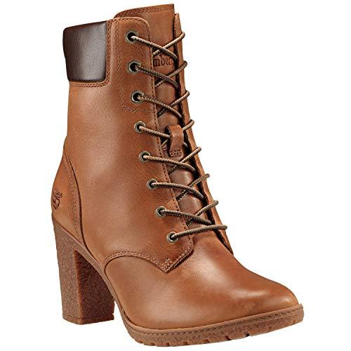 Timberland Glancy 6 Inch Ladies Boot UK6.5 EU39.5 US8.5 Rootbeer Bayou