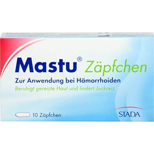 Mastu Zäpfchen 10 Stk