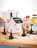 Zoom IMG-1 moulinex hf802aa1 cuisine companion robot