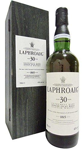 Laphroaig - Extremely Rare Single Islay Malt - 30 year old Whisky