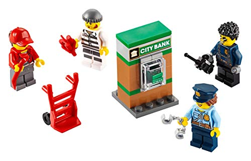 LEGO City Police Minifigure Accessory Set Blister Pack
