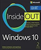 Windows 10 Inside Out (includes Current Book Service) (2nd Edition)