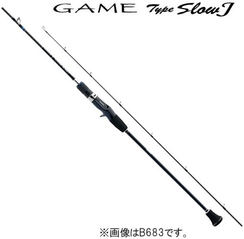 Shimano Rod Game Type Throw J B682