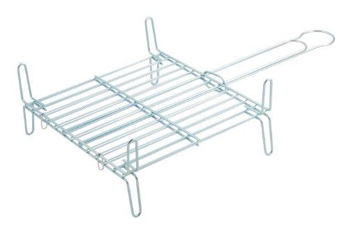 Metaltex 730430 - Parrilla doble especial, 30 x 30 centímetros