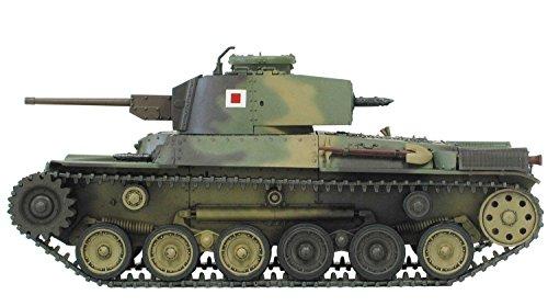 ファインモールド 1/35 日本陸軍 九七式中戦車 新砲塔チハ プラモデル FM21