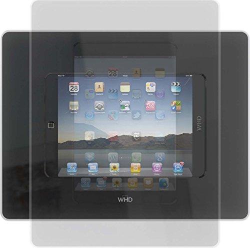 WHD Dockingstation mit Lautsprecher für Apple iPad/MP3-Player schwarz
