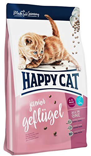 Happy Cat Supreme Junior Geflügel, 10 kg