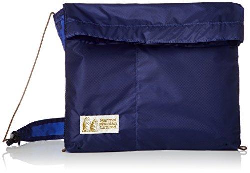 [マーモット] サコッシュ SACOCHE MJB-F7590A ブルー