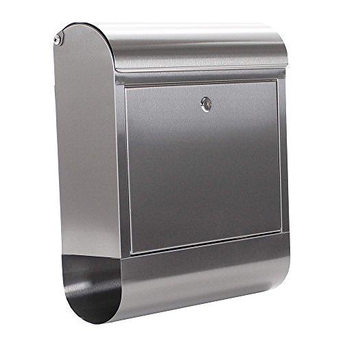Rottner T05865 Rondello Inox Briefkasten