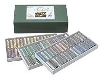 ラウニー ソフトパステル 90色セット 紙箱セット