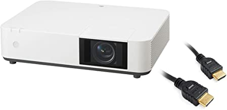 Bundled VPL-PHZ10 5000-Lumen WUXGA Projector with Two 6ft HDMI Cables