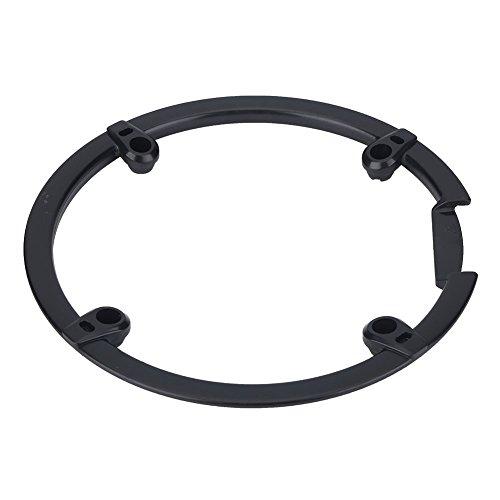 Aigend Disco di Protezione in PVC per Catena, Copricatena Bicicletta Protezione Guarnitura MTB Paracatena Bicicletta per M430 M590 M390, a Fissaggio Universale