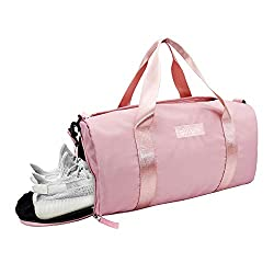 Ativafit women's gym bag with shoe compartment