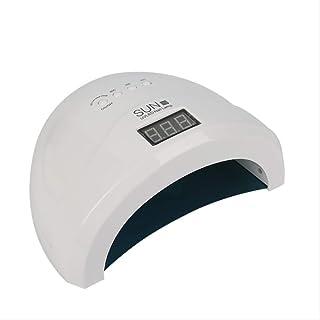 Lámpara de uñas de inducción inteligente con dos manos secador de aceite de uñas de secado rápido