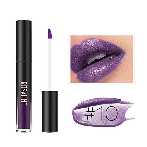 Lippenstifte, OVERMAL FOCALLURE Lippenstift Kosmetik Frauen Lippen Matte Lip Gloss Beauty Lipstick (J)