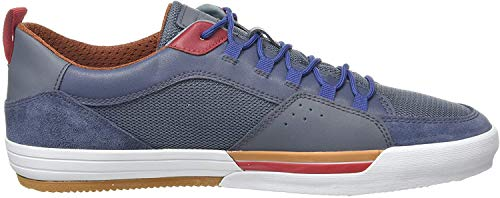 Geox Herren U KAVEN B Sneaker, Blau (Lt Avio C4348), 41 EU