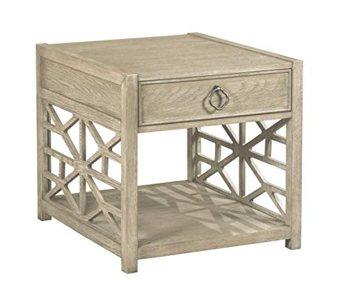 American Drew Vista Biscayne Drawer End Table 803-915