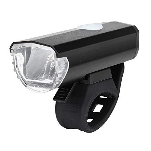 WOTEK Luci per Bicicletta Set Luci per Bici Ricaricabili e Impermeabili USB con Luce Anteriore 380LM e Luce Posteriore 180LM