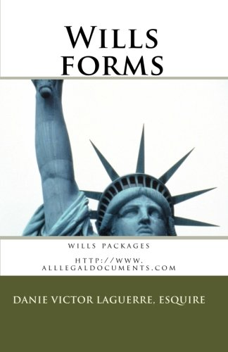Download Wills Forms: Wills Packages 