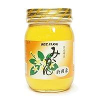 秋山養蜂 100%純粋国産みかんはちみつ 500g箱入り