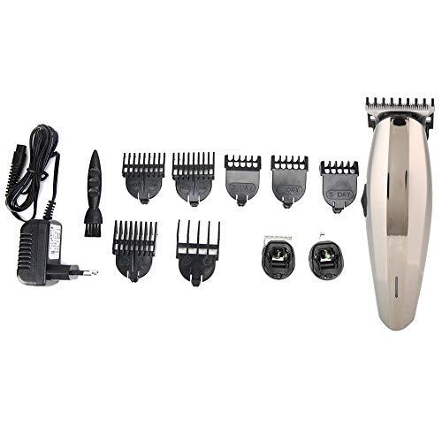 Alles-in-één baardtrimmer voor mannen Tondeuse met 7 hulpstukken Haarknipset voor mannen Waterdicht ideaal cadeau Professioneel kapsel