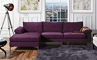 Purple Sofas & Couches | Amazon.com