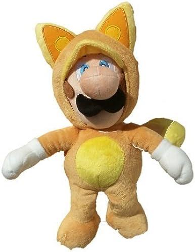 Super Mario Brothers Kitsune Fox Luigi 13  Plush by Global Holdings, Inc.