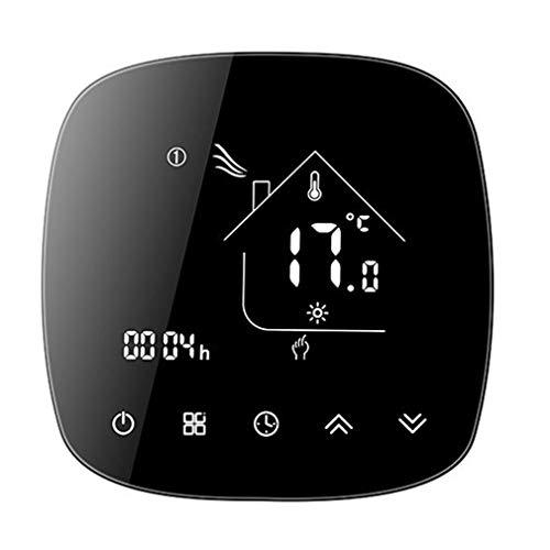 Controlador de Temperatura Inteligente BHT-001 Graffiti WiFi-galw para el Mercado doméstico (Calentamiento de Agua Negra)