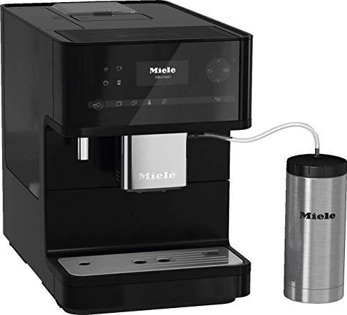 Miele-Kaffeevollautomat-OneTouch-und-OneTouch-for-zwei-Zubereitung-vier-Genieerprofile-Tassenwrmer-Heiwasserauslauf-Tassenbeleuchtung-automatische-Splprogramme