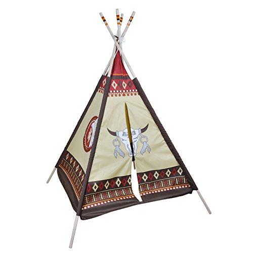 Knorrtoys 55900 - Indianer Tipi Spielzelt