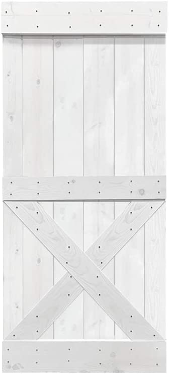 TMS Mini X Stained Challenge the lowest Classic price Solid Knotty Interior Barn Wood Sliding Pine