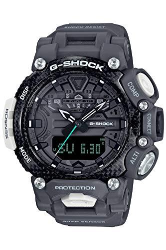 [カシオ] 腕時計 ジーショック GR-B200RAF-8AJR メンズ グレー