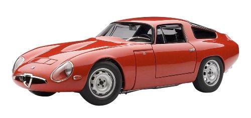 Autoart - 70196 - Véhicule Miniature - Alfa - Romeo Guilia TZ - Echelle 1/18