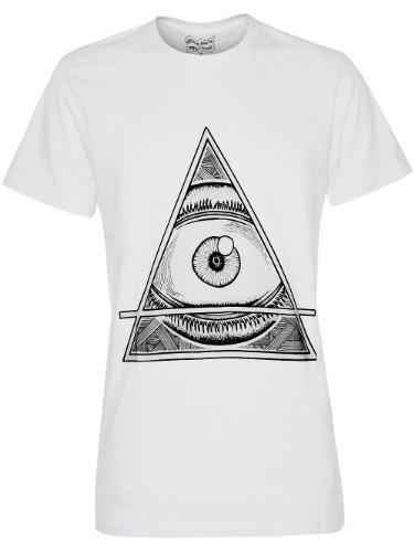 Eleven Paris Designer Homme Shirt - MPY Eye -S