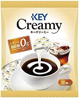 キーコーヒー クリーミーポーション (4.5ml×18P)×10袋