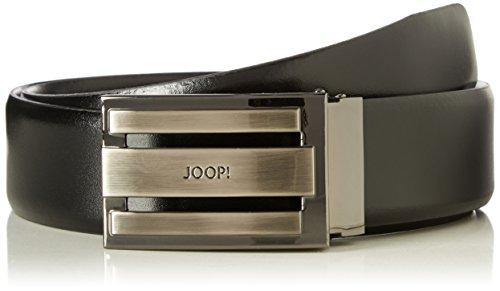 Joop! Herren 7027 JOOPCOLL. BELT 3,5 CM Gürtel, Schwarz (Schwarz 10), (Herstellergröße: 085)