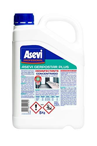 Asevi Profesional Desinfectante Gerpostar 5 Kg
