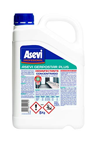 Asevi Profesional Gerpostar Desinfectante 5 Kg (24162)