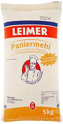 Leimer Paniermehl Extra Gold, 5000 g, 016709