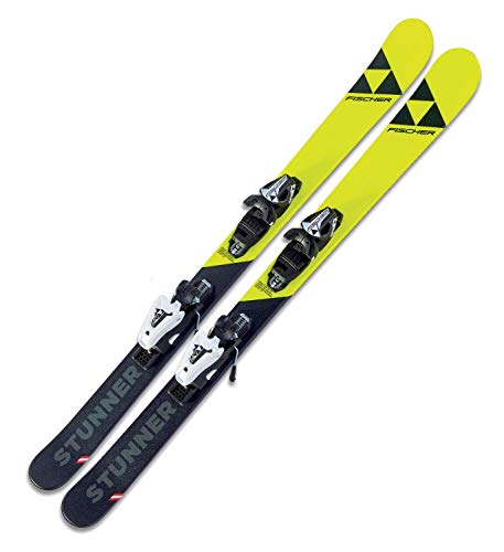 Fischer Ski Stunner SLR JR 161cm Freeski Rocker 2019 + Bindung FJ7 AC