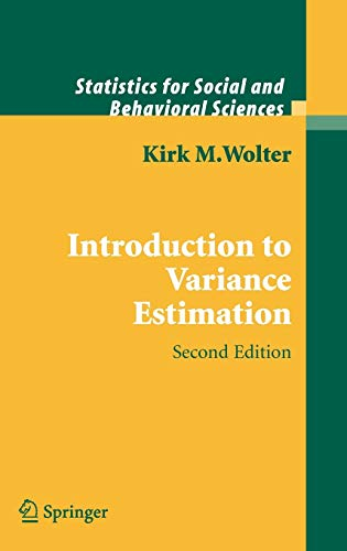 Introduction to Variance Estimation (Statistics for...