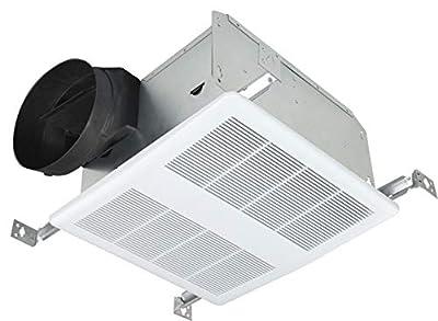 KAZE APPLIANCE Ultra Quiet Bathroom Exhaust Ventilation Fan