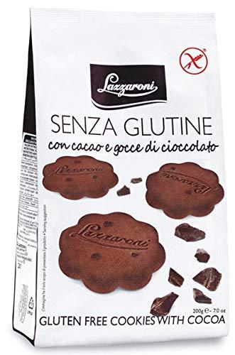 Lazzaroni Frollini con Cacao senza Glutine, 200g