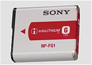Sony NPFG1/M8 Rechargeable Battery Pack (Silver)