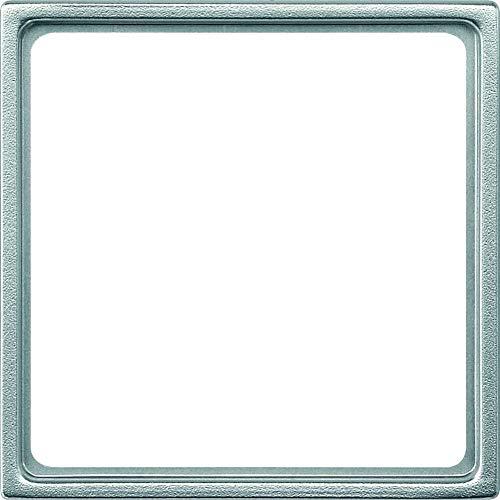 Merten 518160 Zwischenring für Kombieinsätze nach DIN 49075, Aluminium, System M