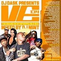 ヒップホップ・新譜Mix・メロウ・リルウェイン【MixCD】DJ DASK Presents VE134 / DJ Mint