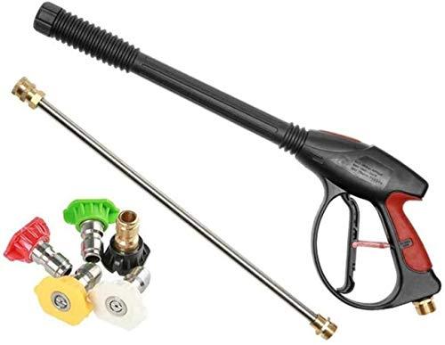 Seamless Car Wash pistool voor de tuin, hogedrukreiniger, waterpistool voor het wassen van de auto