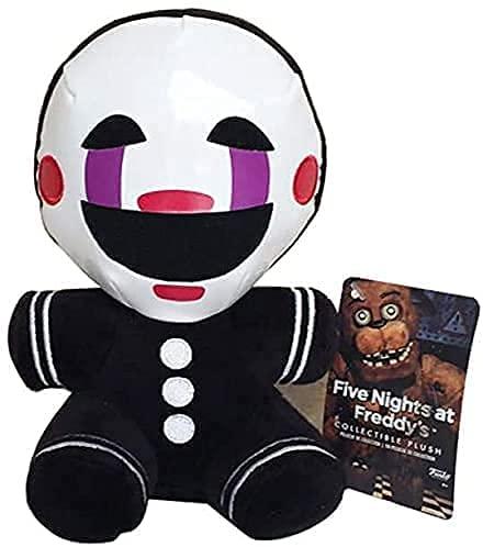CHAOGG Five Nights at Freddy'S Nightmare Puppet Stuffed 18cm Peluche de Juguete Realista Dibujos Animados Muñecos de Peluche Animales Regalos de cumpleaños Dormitorio Oficina Deco